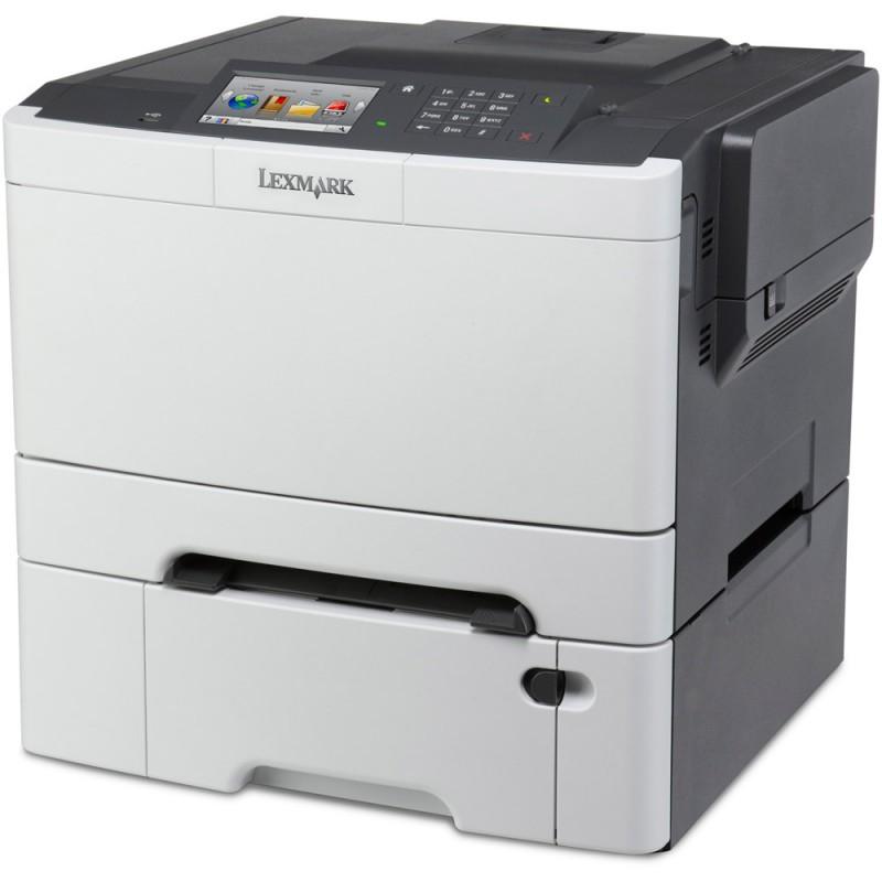 Lexmark CS510dte,A4,1200x1200dpi,30ppm,duplex,LAN