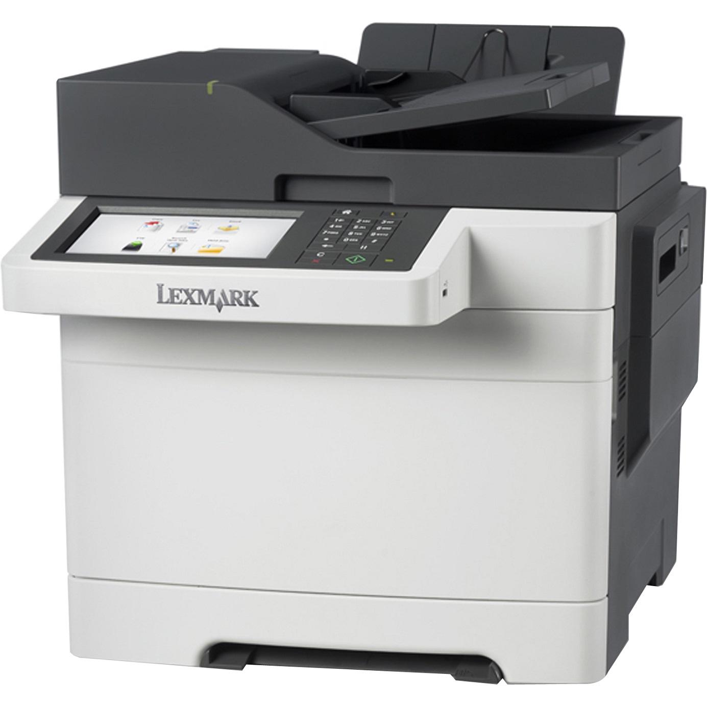 Lexmark CX510dhe,A4,1200x1200dpi,30ppm,duplex,LAN