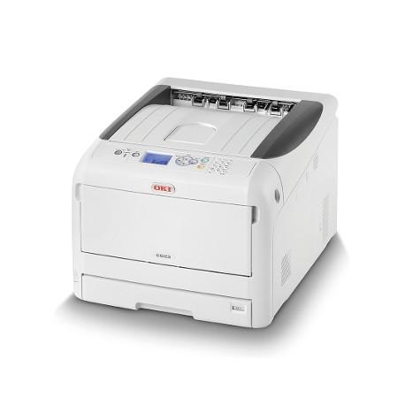 OKI C833dn A3/A4, 35/35ppm, ProQ2400, USB, LAN