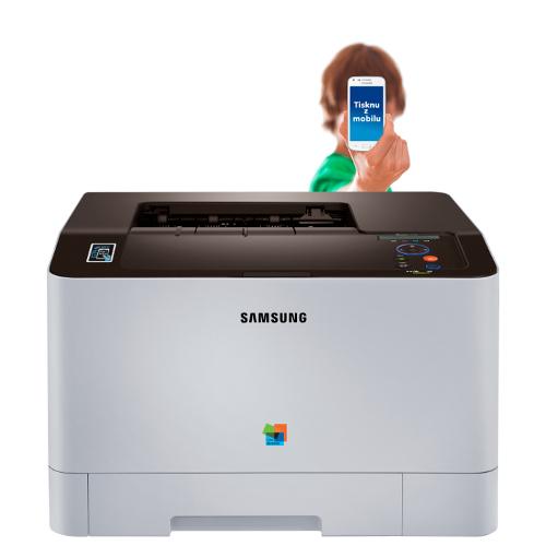Samsung SL-C1810W 18/18 ppm 9600x600  NFC LAN wifi