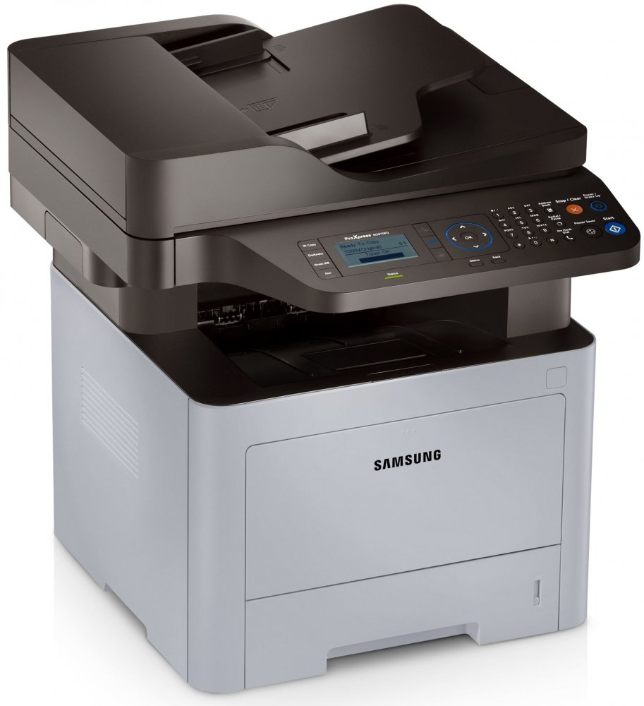 Samsung SL-M3870FD MFP, 38 ppm, 1200x1200, PCL