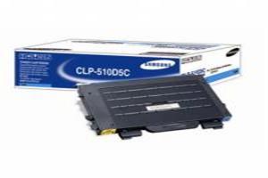 Samsung toner cyan CLP-510D5C (5000str)