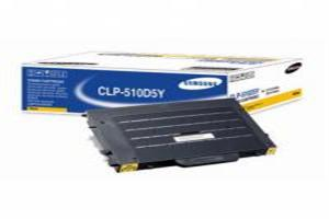 Samsung toner žlutý CLP-510D5Y (5000str)