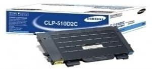 Samsung cyan toner CLP-510D2C- 2000str