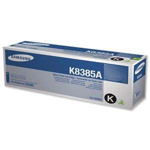 Samsung CLX-K8385A/ELS 20000K Black Toner