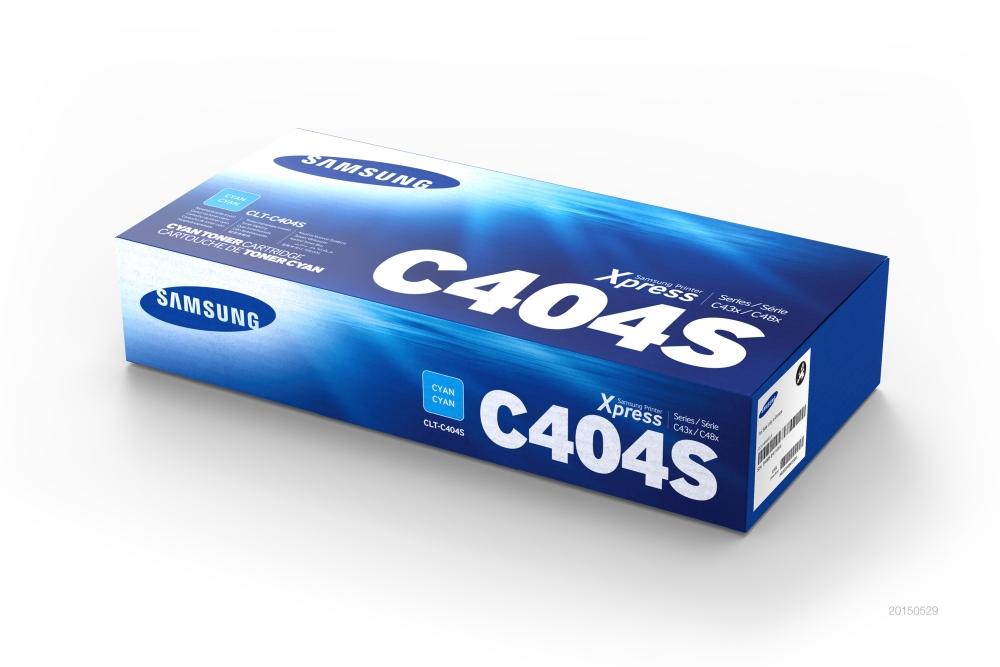 Samsung CLT-C404S/ELS 1000 stran Toner Cyan