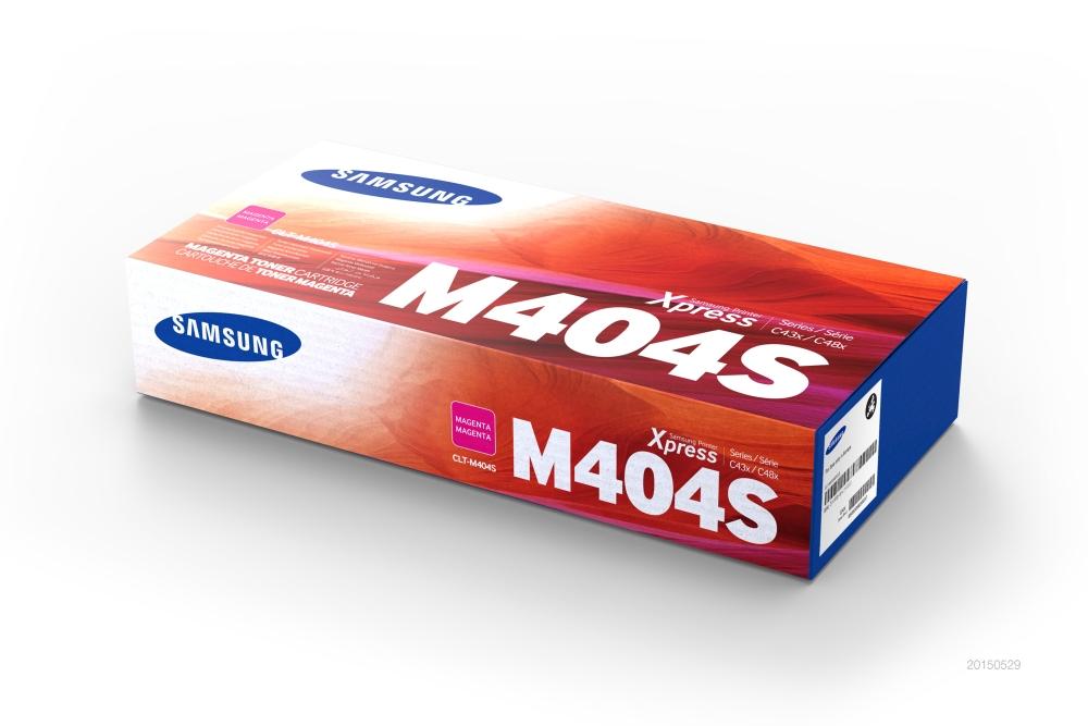 Samsung CLT-M404S/ELS 1000 stran Toner Magenta