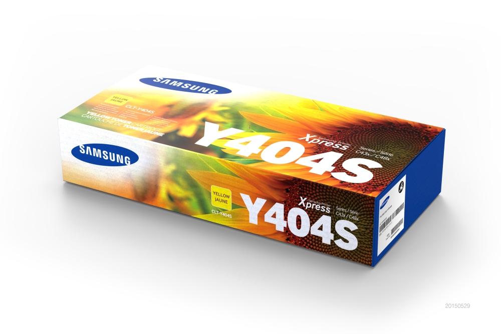 Samsung CLT-Y404S/ELS 1000 stran Toner Yellow