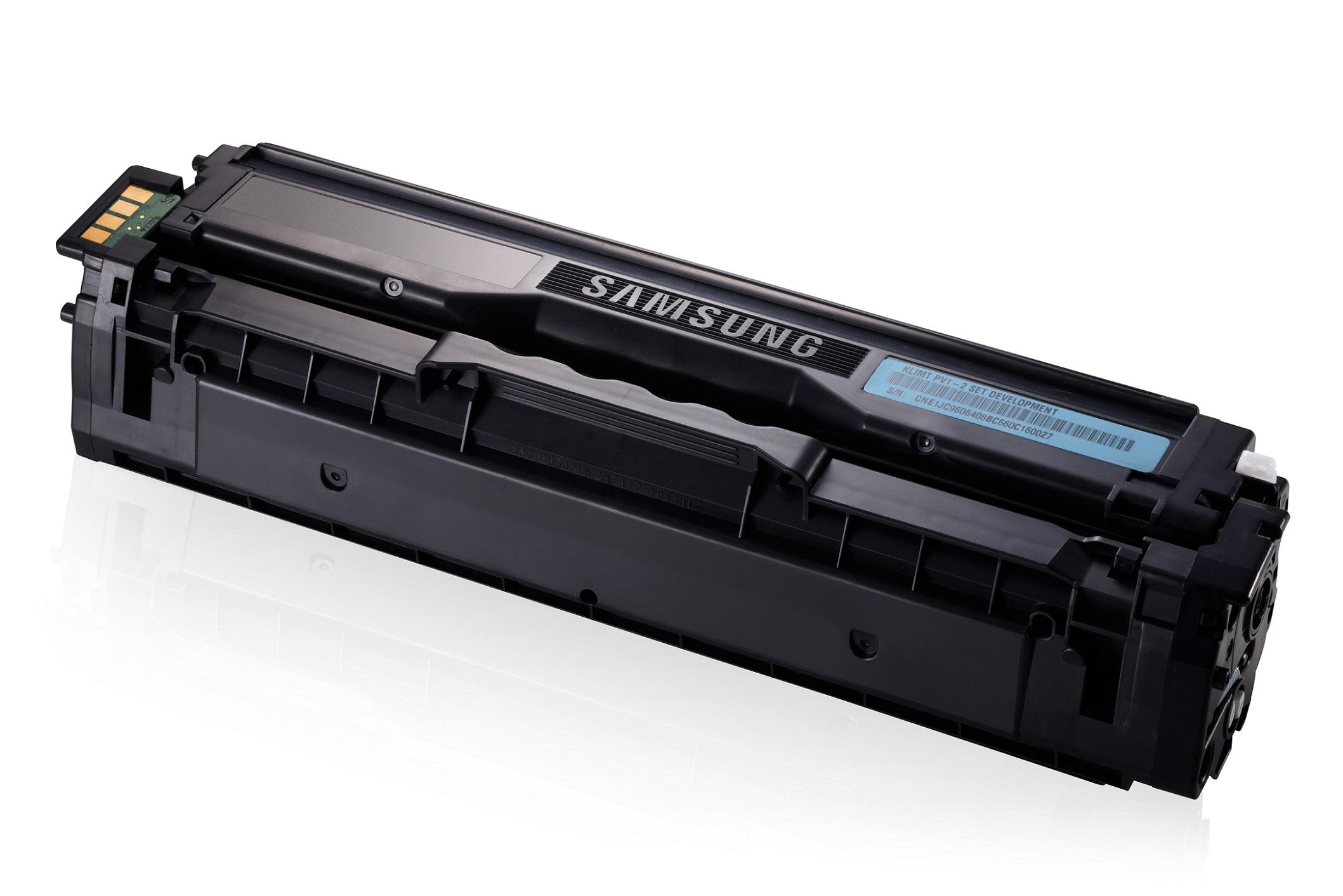 Samsung CLT-C504S/ELS 1800 stran Toner Cyan