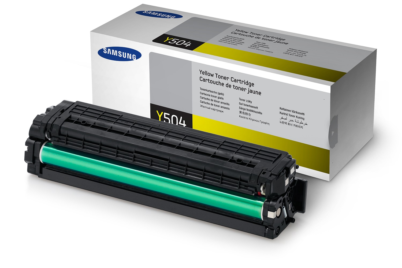 Samsung CLT-Y504S/ELS 1800 stran Toner Yellow