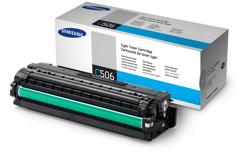 Samsung CLT-C506S/ELS 1500 stran Toner Cyan