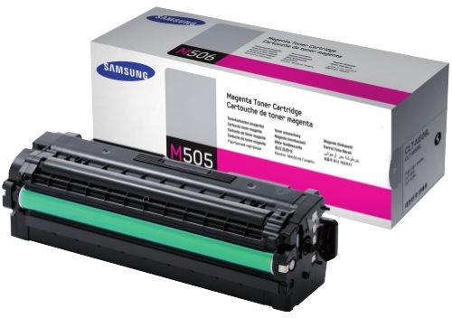 Samsung CLT-M505L/ELS 3500 stran Toner Magenta