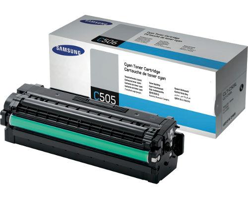 Samsung CLT-C505L/ELS 3500 stran Toner Cyan