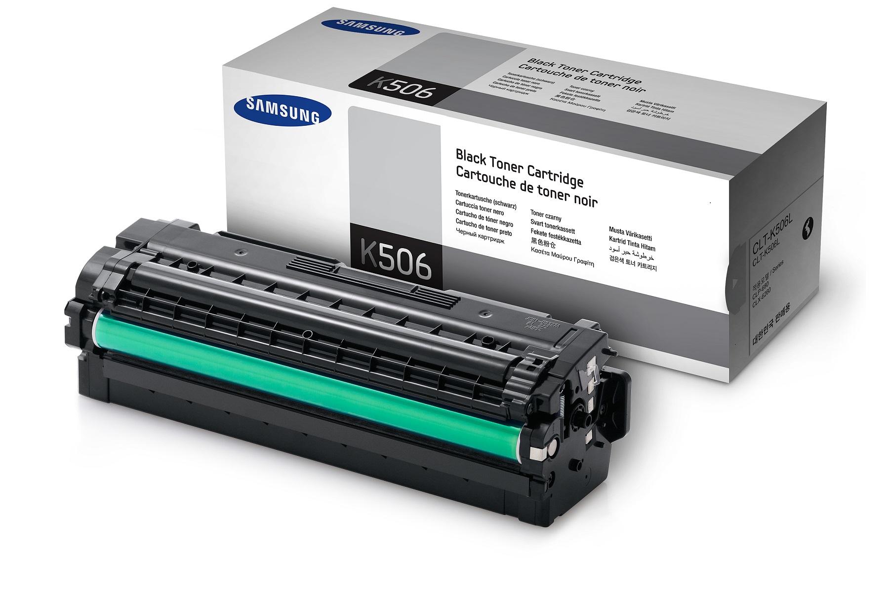 Samsung CLT-K506L/ELS 6000 stran Toner Black