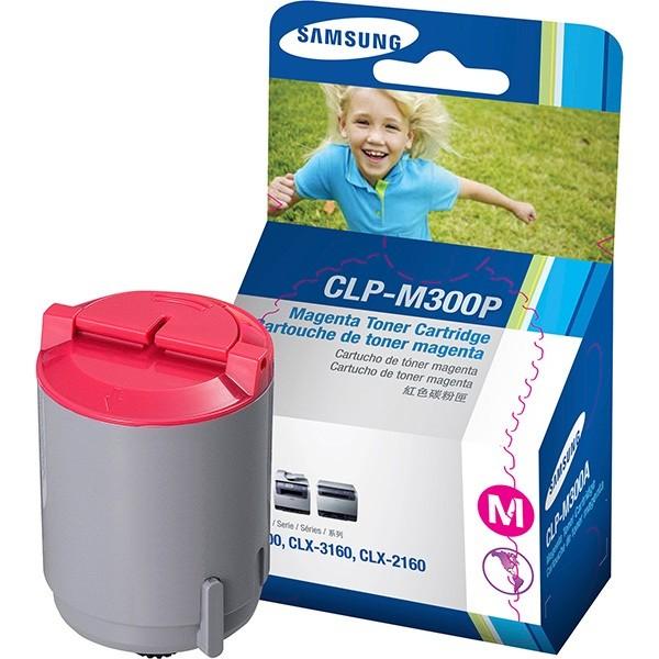 Samsung CLP-M300P/ELS 1000 stran Toner Magenta