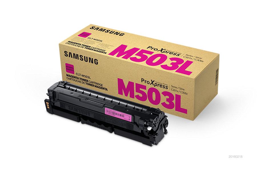 Samsung CLT-M503L/ELS Magenta Toner 5 000 stran