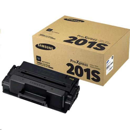 Samsung MLT-D201S/ELS Black Toner 10 000 stran