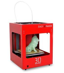 3D Factories EasyMaker červená 0,5 mm
