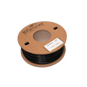 3D Factories tisková struna PLA 1,75 mm 5 m černá