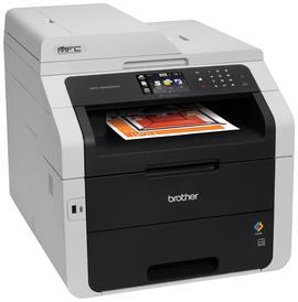 Brother MFC-9340CDW,A4, 22ppm,PCL6,WiFi+Eth,duplex