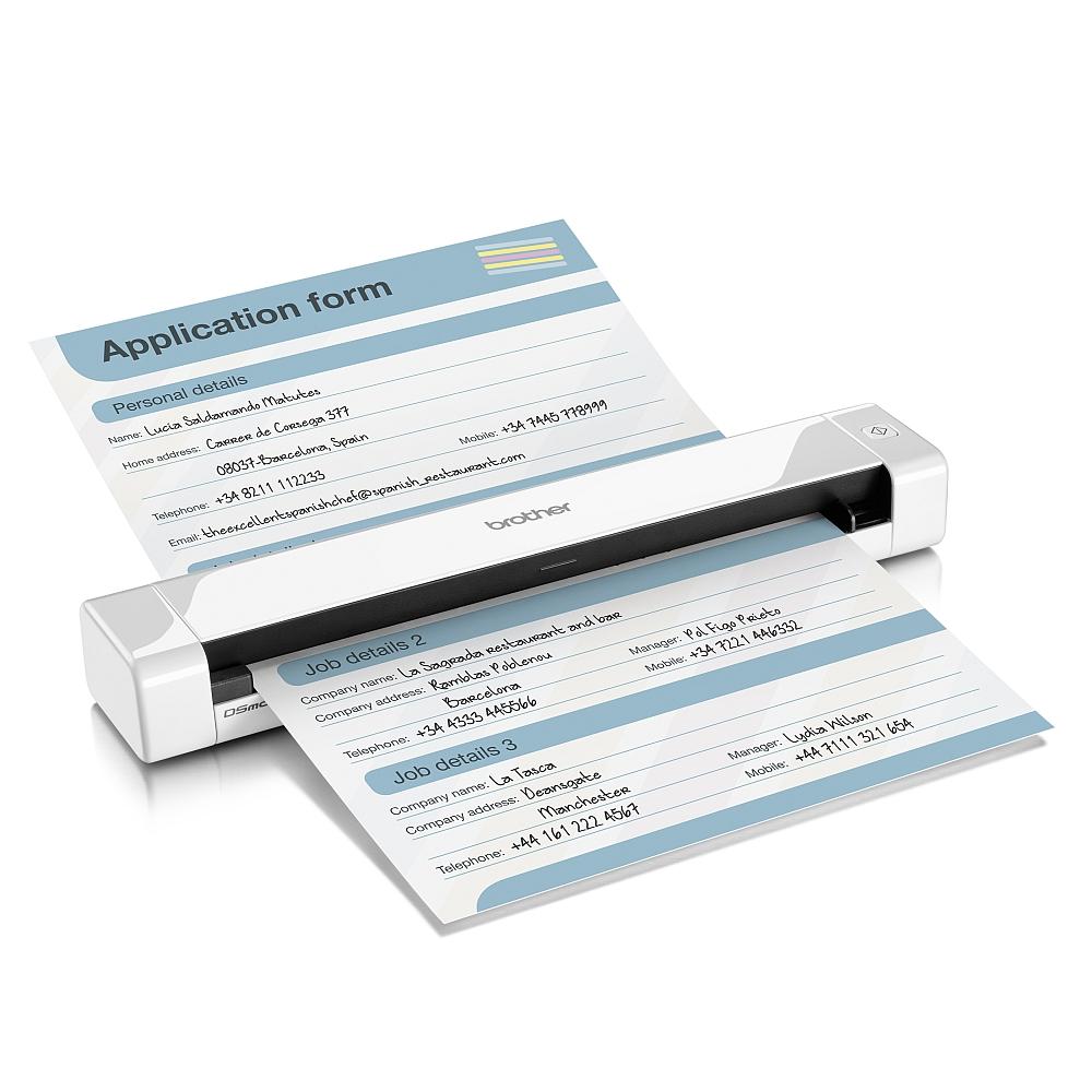 Brother DS-620 mobilní skener,USB