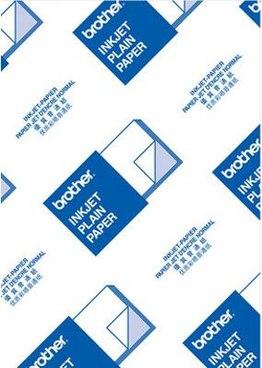 BP60PA, 250 listů běžný papír pro inkoustové tiskárny Brother - BP60PA