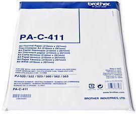 Termo papír (100 ks formátu A4) - PAC411