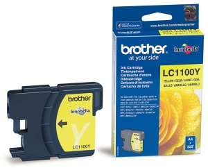 Brother LC-1100Y - inkoust yellow