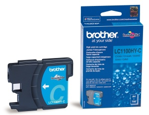 Brother LC-1100HYC - inkoust cyan