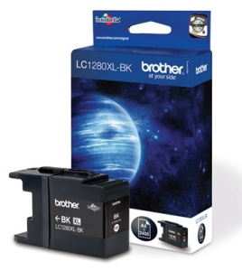 LC-1280XLBK - inkoust černý, max.2400str.