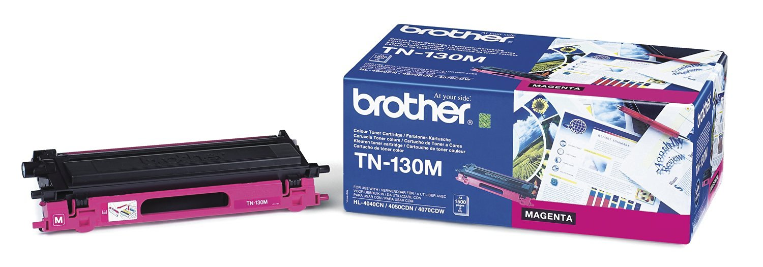 Brother TN-130M, toner magenta, 1 500 str.
