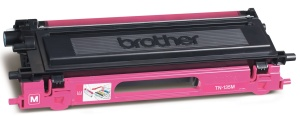 Brother TN-135M, toner magenta, 4 000 str.