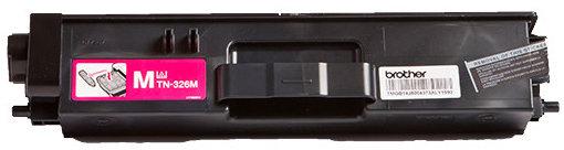 Brother TN-326M, toner magenta, 3 500 str.
