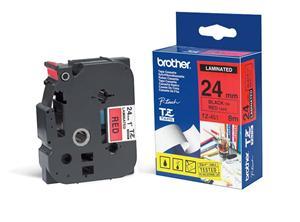 TZE-451,  červená/černá, 24mm - TZE451