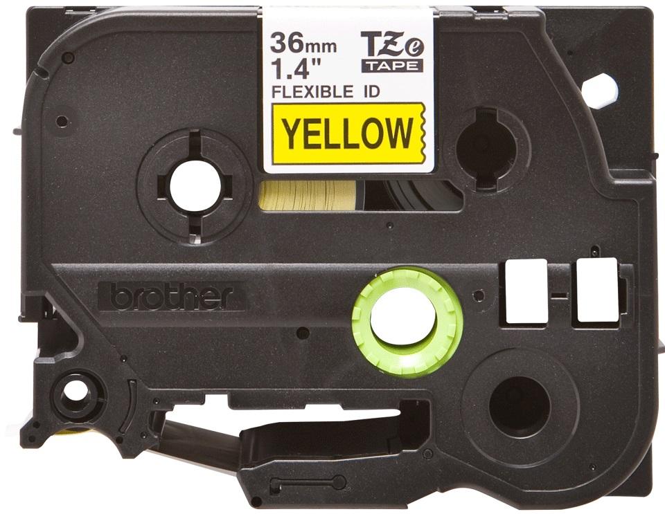 TZE-FX661 žlutá / černá, 36mm
