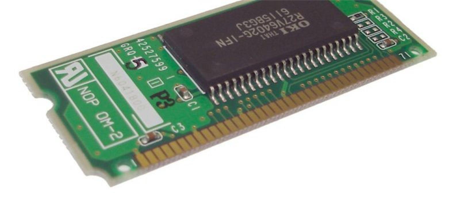 Paměť 256 MB