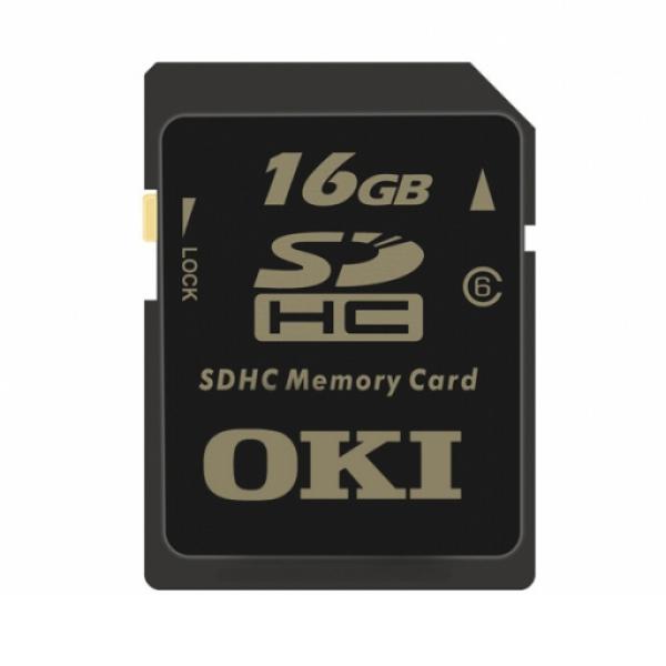 SDHC paměťová karta 16GB