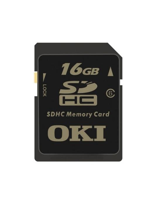 Paměťová karta SDHC 16 GB pro C822/831/841