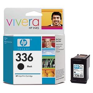 HP 336 - černá ink. kazeta, C9362EE