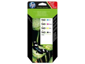 HP 940 XL - Combo pack BK/C/M/Y