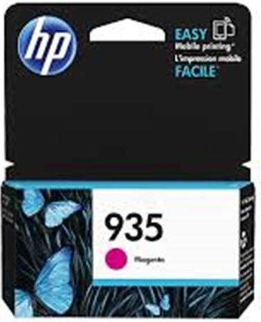 HP 935 purpurová inkoustová kazeta, C2P21AE