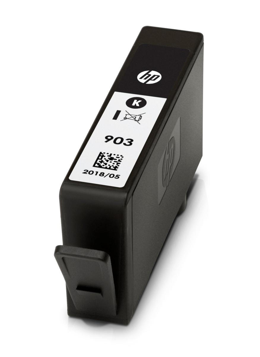 HP 903 - černá inkoustová kazeta,T6L99AE