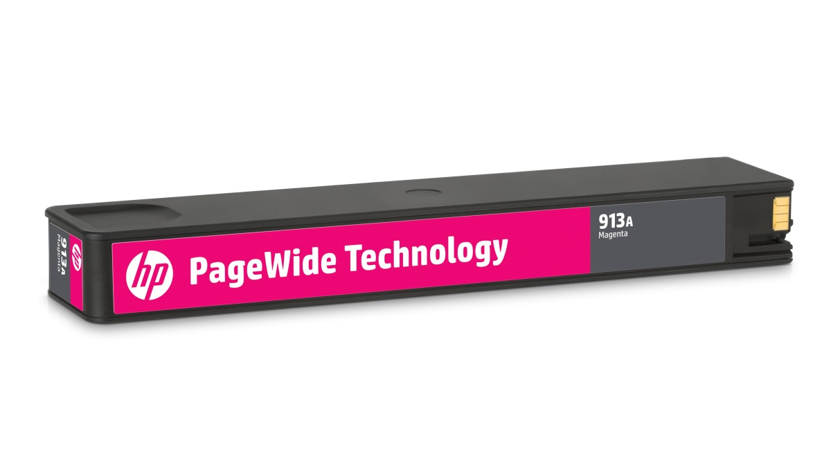 HP 913 - purpurová inkoustová kazeta, F6T78AE