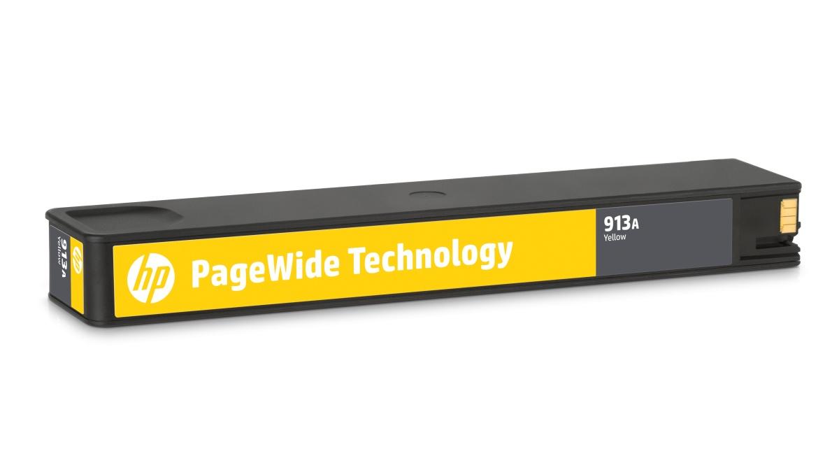 HP 913 - žlutá inkoustová kazeta, F6T79AE