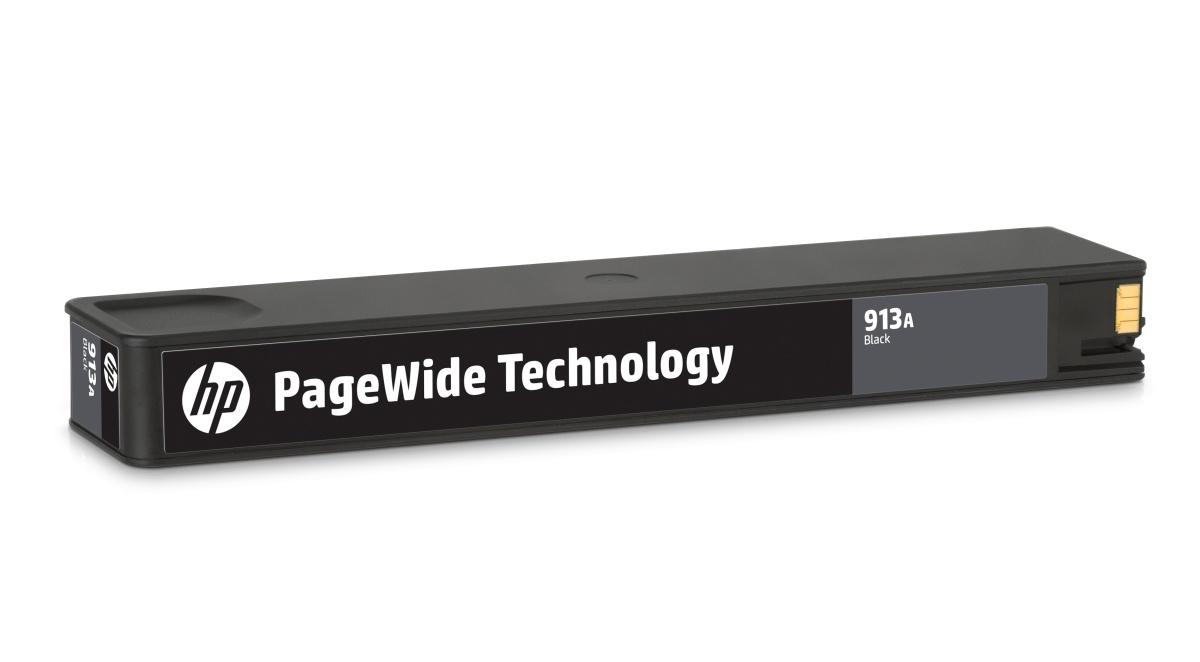 HP 913 černá inkoustová kazeta, L0R95AE