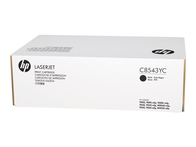 HP 43Y Blk Contract LJ Toner Cartridge