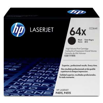 HP 64X Blk Contract LJ Toner Cartridge