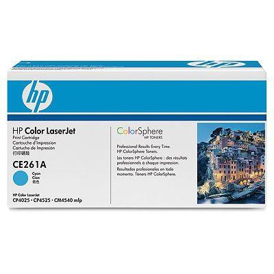 HP Cyan LaserJet Print Cartridge