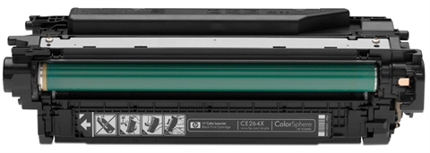 HP 646X Blk Contract LJ Toner Cartridge