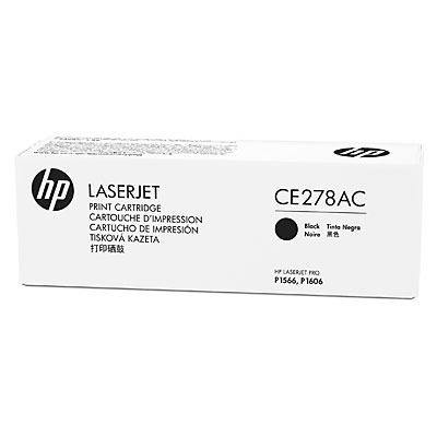 HP CE278AC Blk Contract LJ Toner Crtg